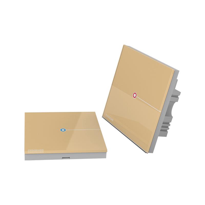 Aan het begin van de draadloze afstandsbediening panel aan zet de kroon - 86 - stickers afstandsbediening dubbele controle zonder bedrading -