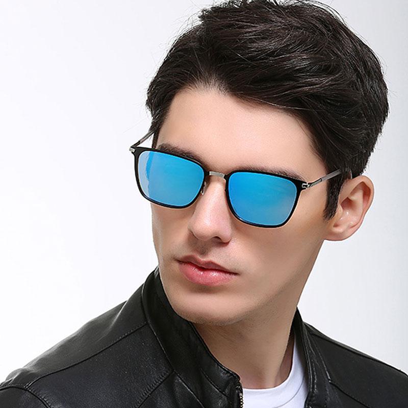 - okulary przeciwsłoneczne i okrągłą twarz krótkowzroczność może prowadzić na duże pudełko i się przypływ