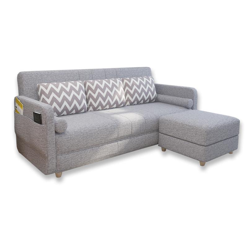 και τον καναπέ - κρεβάτι πτυσσόμενου Nordic σαλόνι διπλό αποθήκευση πτυσσόμενο καναπέ μικρό διαμέρισμα 1,8 m