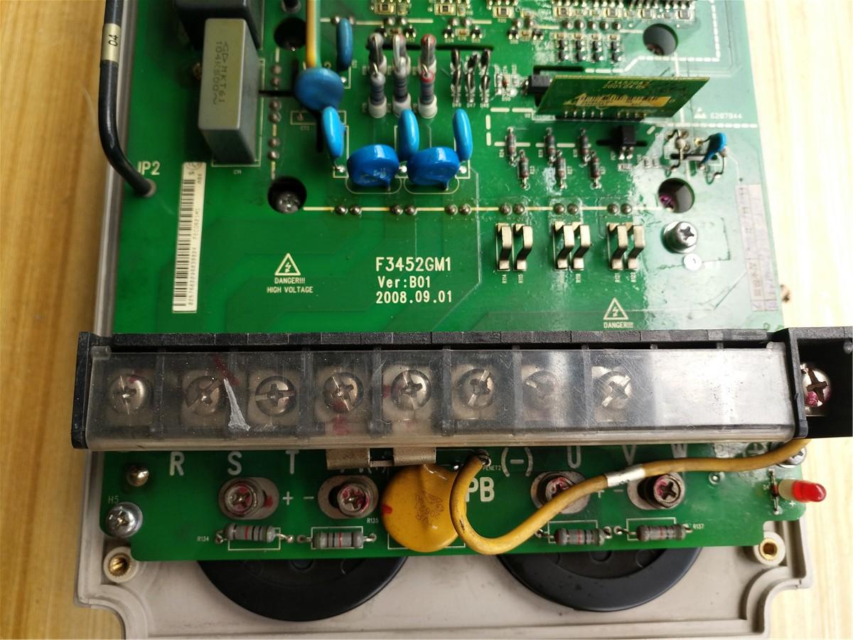 hitachi lift emerson - konverter / hosszabbító F3452GM1 lemez vagy - szalag modul