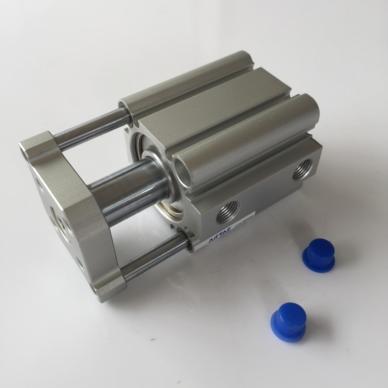 AIRTAC drei zylinder TACQ40x5x10x15x20x25x30x32x40x50x63x80-S de gast