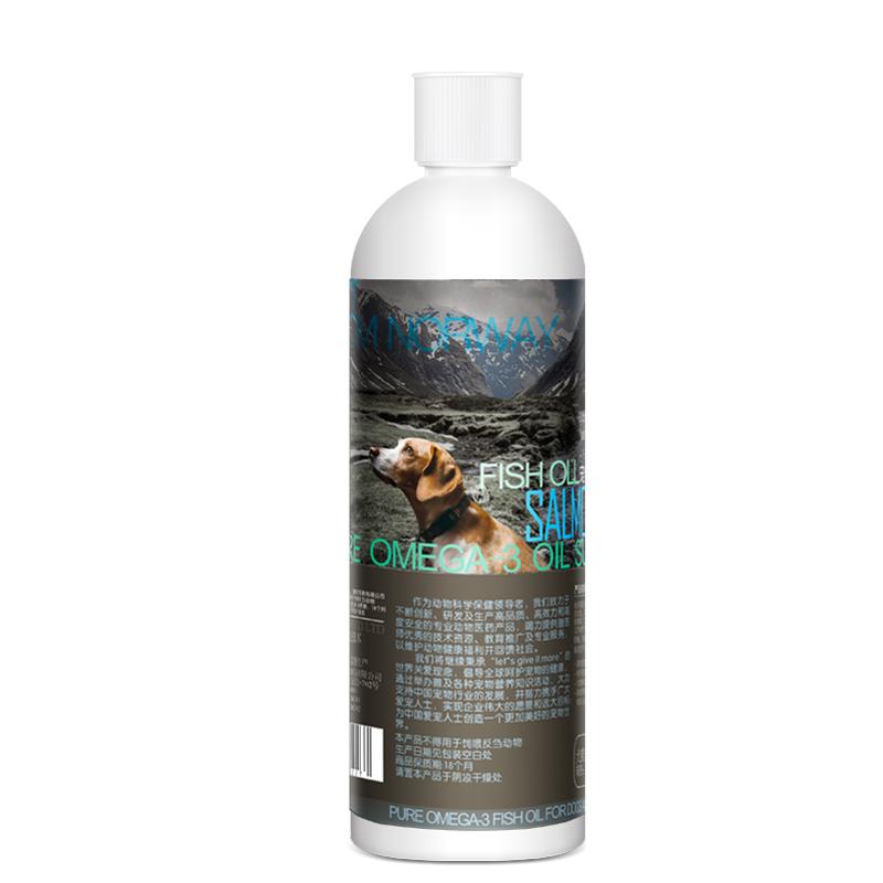 【埃斯里森】挪威三文鱼油犬猫通用