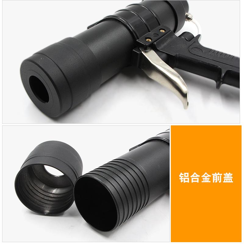 блекмор 310ml пара специална метална пневматичен пистолет за лепило на метални листове пистолета за лепило меки ебонит стъкло лепило.