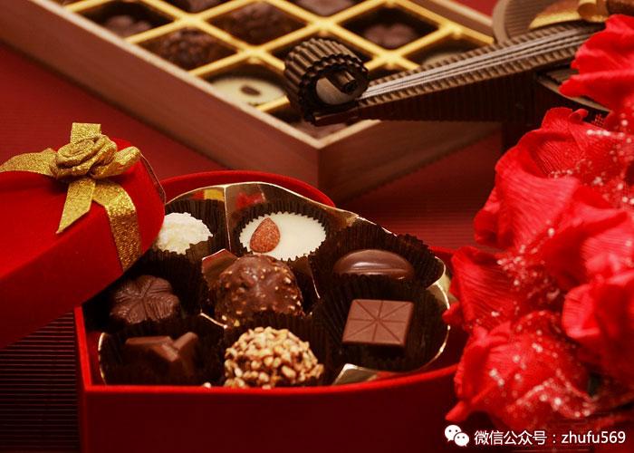 情人节巧克力