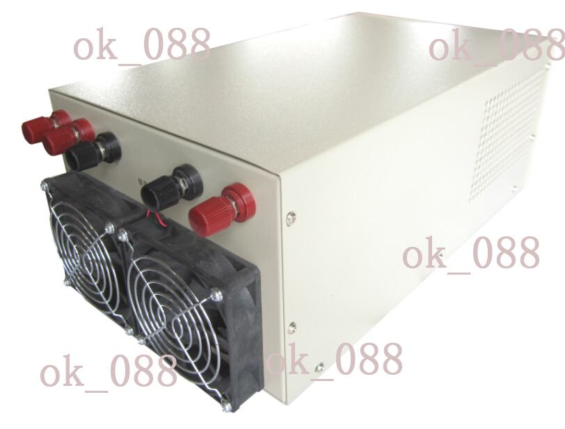 4000W adjustable switching power supply 48V80A56V70A rechargeable motor power test power supply