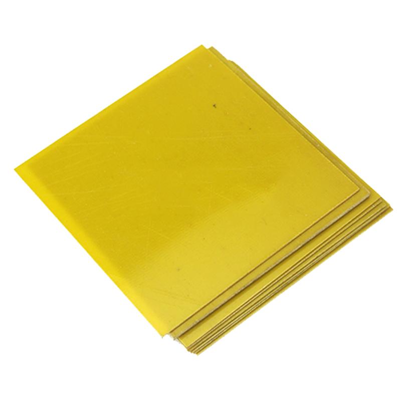 Correo: [paquete] de resina epoxi por placas de fibra de vidrio epoxi 0.5123456mm Corte cero.