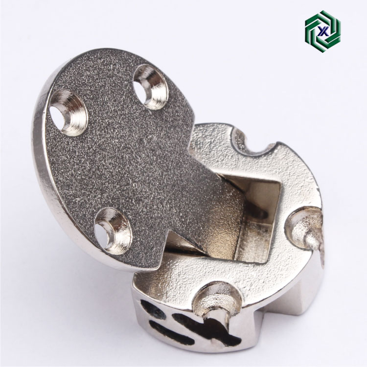 Zinc alloy plate hinge, flat hinge, door hinge, concealed hinge, high precision flat hinge hinge