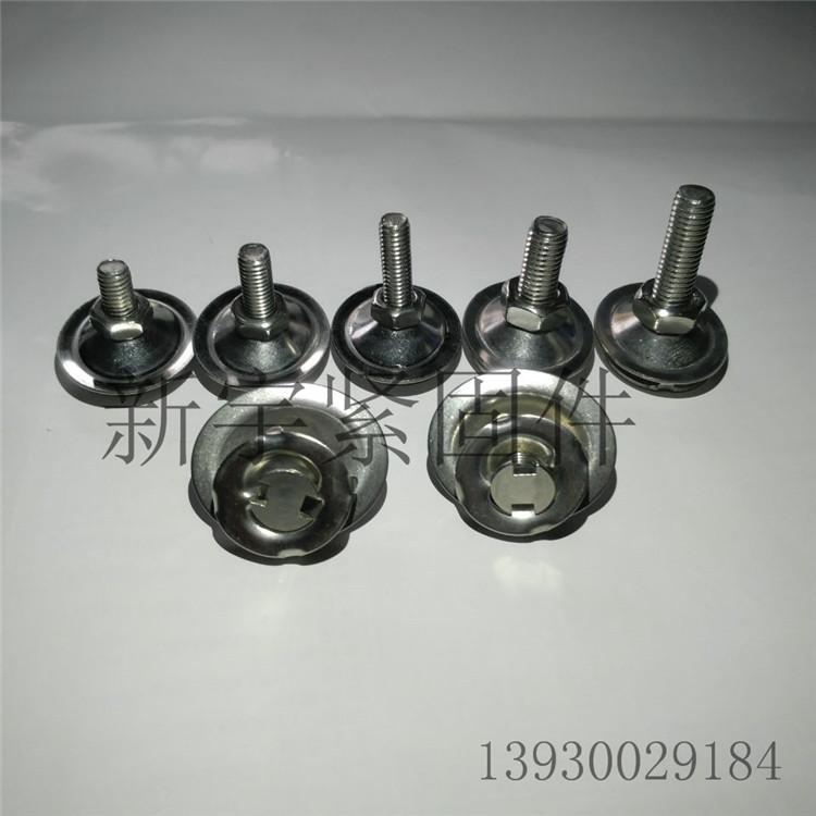 304201 cinturón de hebilla de acero inoxidable de cinturón de tornillos y pernos pernos de cubo del cinturón Industrial