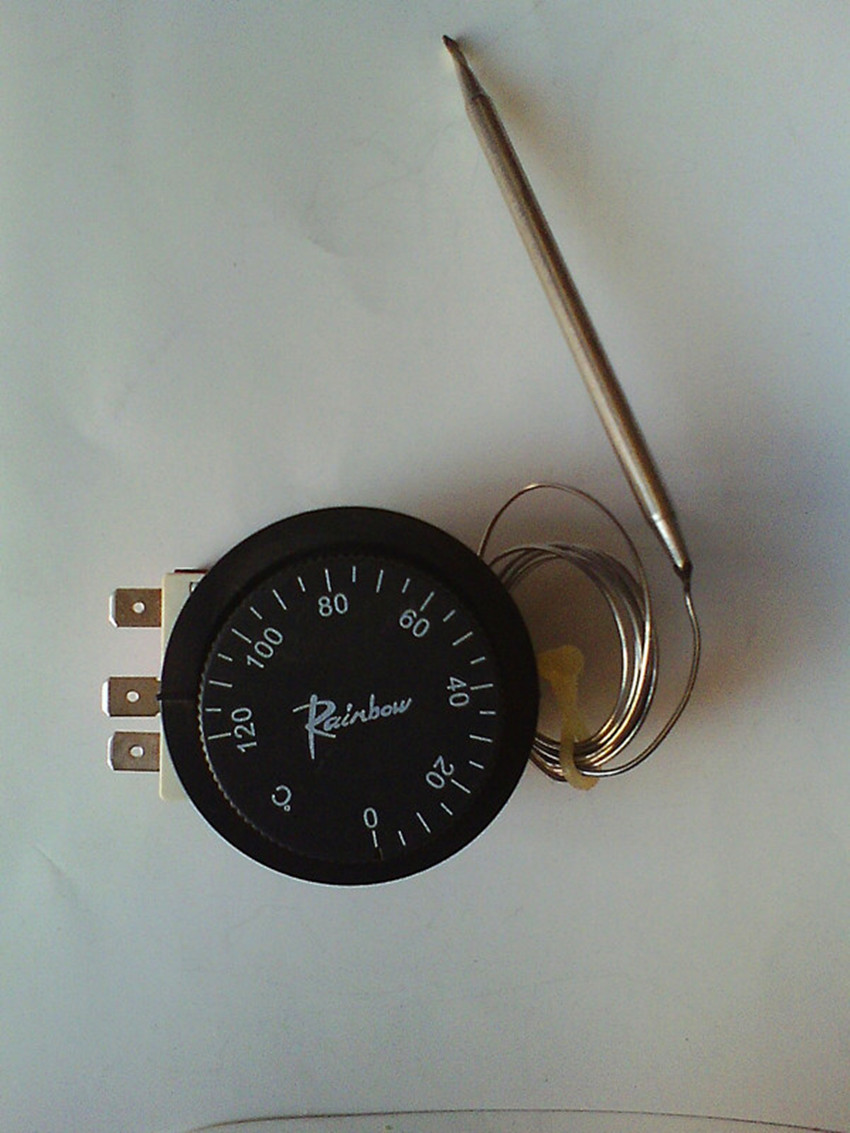 Temperaturregler, thermostat, durchlauferhitzer thermostat, verstellbare thermostat