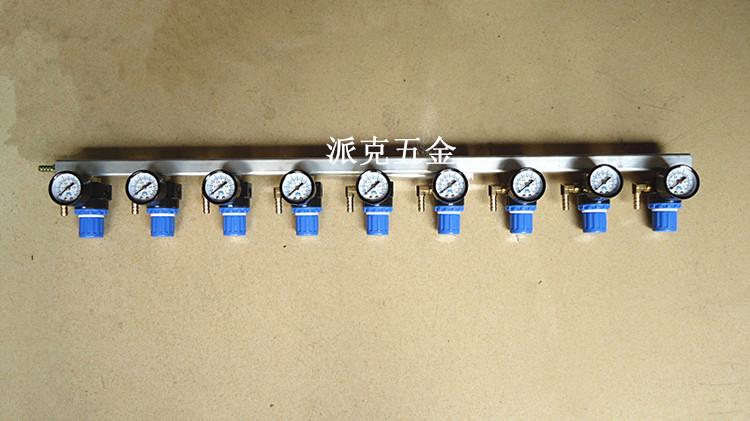 複数の精密漁具スイッチ調エアバルブ海鮮水産輸送魚箱曝気器酸素調圧弁