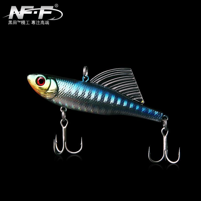 NFF規格品の路亜餌振動Vib路亜ハードルアーについて餌を餌震え泳準餌スズキ翘嘴専殺ボックス
