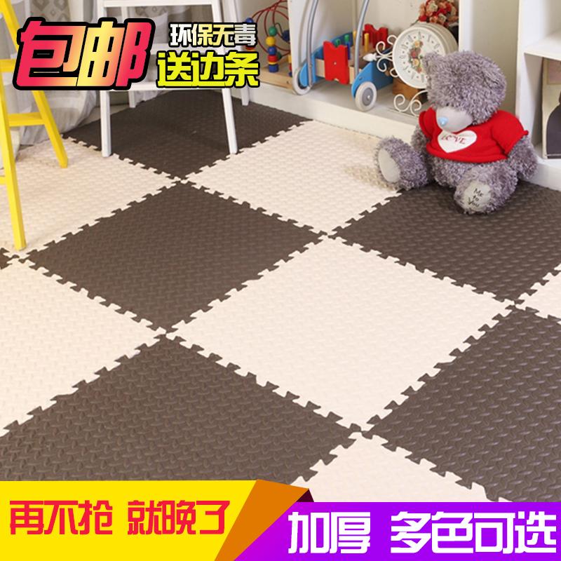 Foam mat bedroom floor mat puzzle climbing pad pad stitching children crawling baby home tatami