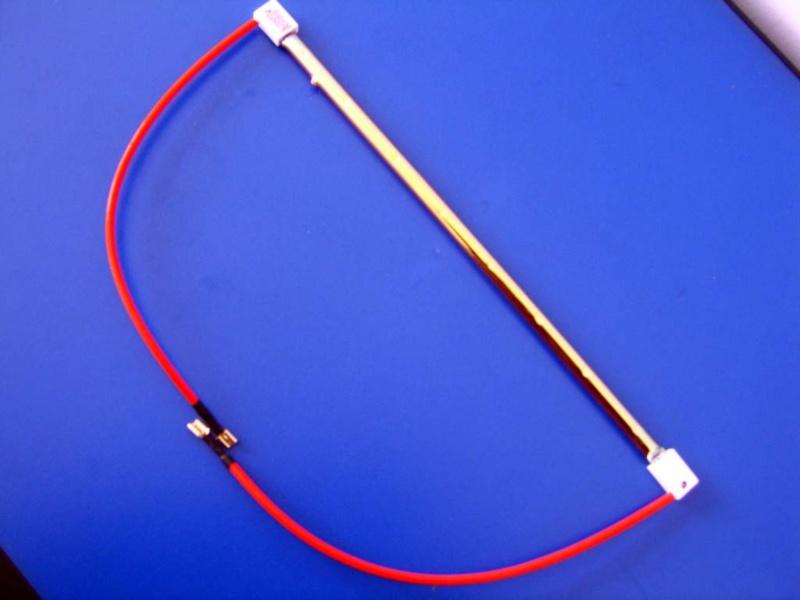 MIT Infrarot - heizung -, halogen - Infrarot - Emotion - 220V1000W, garantiert für ein Jahr