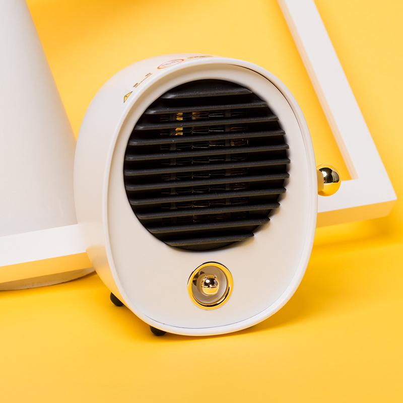 黑科技实用取暖神器抱抱暖风机