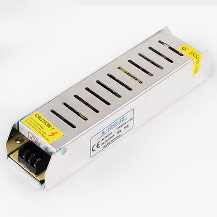 Led - lampen MIT Einem dünnen Kleinen decke die adapter leuchtstreifen am transformator 12V/24v streifen