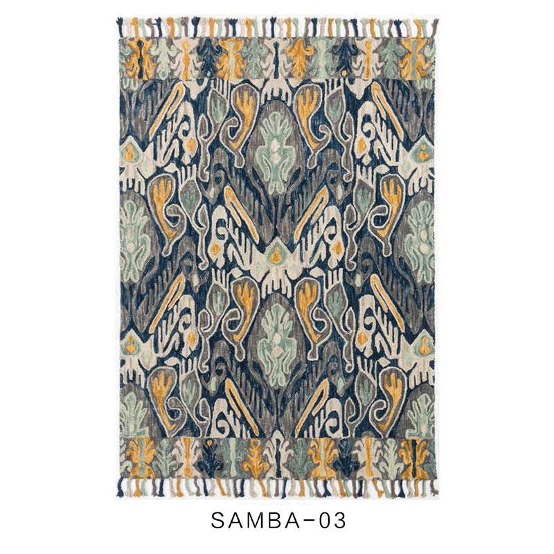 a tavaszi indiai kézzel szőtt egy kanapét a hálószoba mellett retro rojtok szamba gyapjú szőnyegen