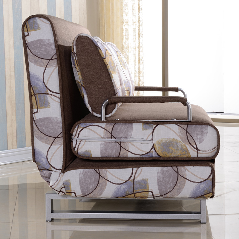Πολυλειτουργικά 1,5 πτυσσόμενο καναπέ - κρεβάτι 1,2 μέτρα μικρού μεγέθους 1,8 καναπέ διπλό μονό να μπορούν να πλένονται σου τσάντα.