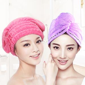 天天特价浴帽干发帽超强吸水加厚巾长发擦头发速干毛巾韩国包头巾