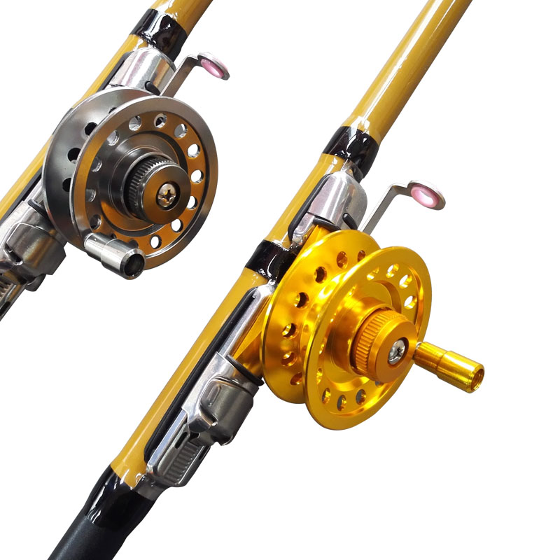 Raft, raft, rod, rod, rod, rod, rod, rod set, rod suit, soft tail, fishing rod and fishing rod all metal wheel