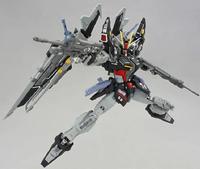 Black dragon spot peach MG strike strike up assembly model skeleton RM paint
