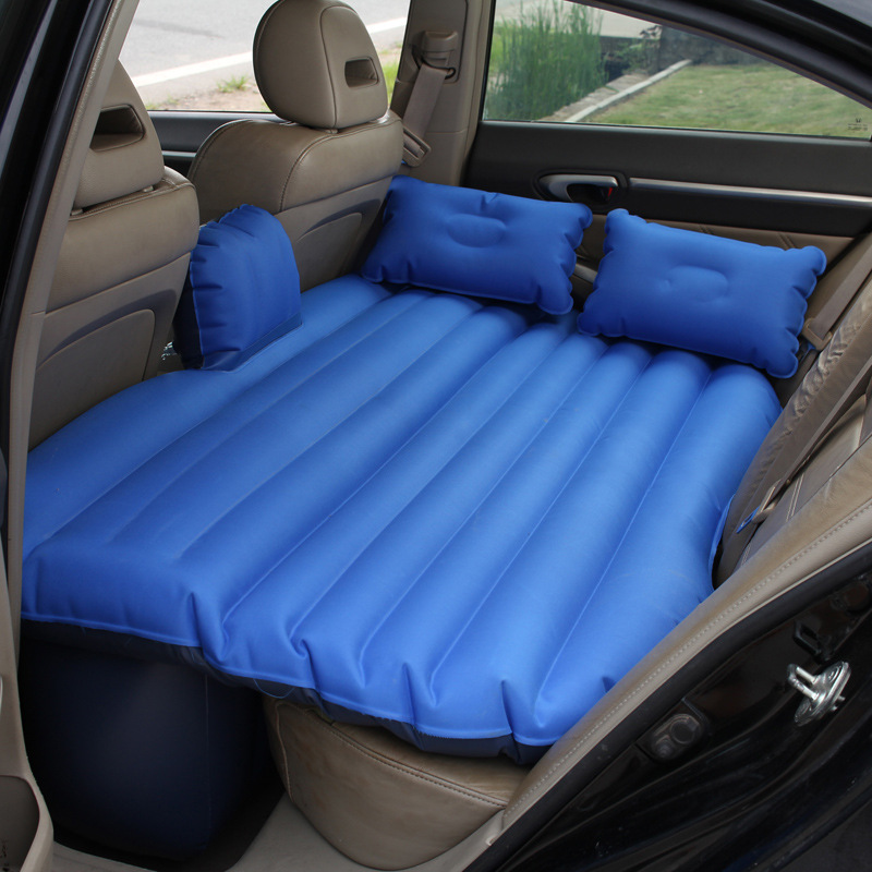 Beijing banners BJ212 BW007 thickening inflatable mattress SUV car rear bed vehicle