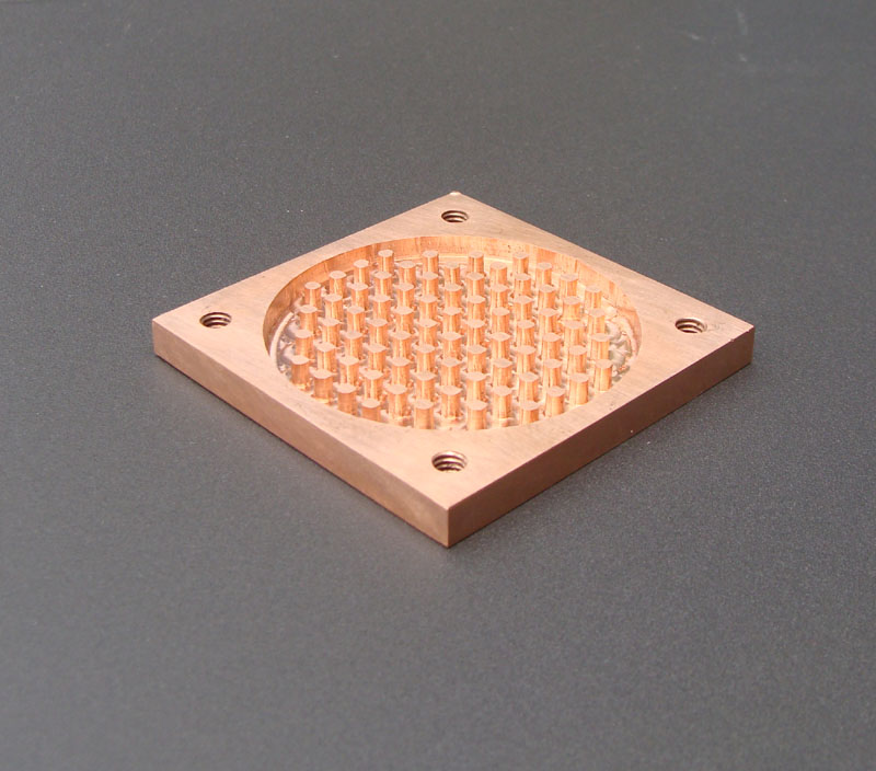 cpu water - cooling kobber vandkøling radiator, multi - platform, universelle lukkebeslag metal