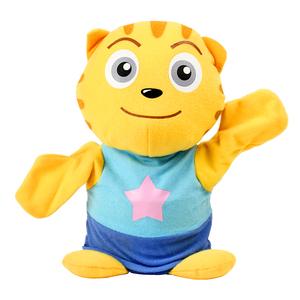 人物手偶儿童手套玩偶男女孩布娃娃益智安抚早教毛绒玩具宝宝礼物