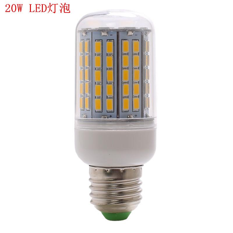 светодиодные лампы винт источник света, E14 бытовой супер яркий белый свет спираль штык e27 гостиной одного 15W20W энергосберегающие лампы