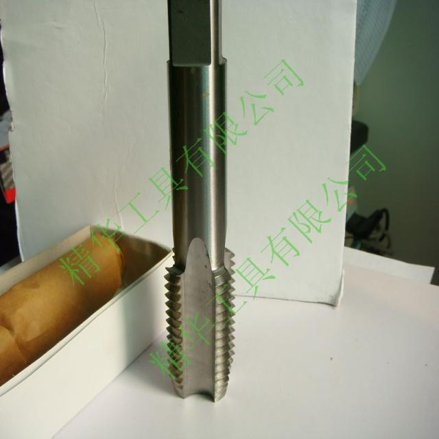 Tap M33x3h2m33*3h2 for high speed steel wire tapping machine