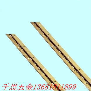 Cobre total de bisagra bisagra bisagra bisagra de acero inoxidable de fila por fila cobre bisagras * 1.2 pulgadas de espesor de 1.8 metros x 0,8