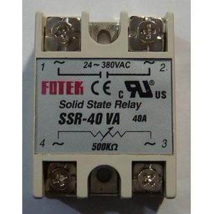 Boutique SSR-75VA Allo Stato solido, Regolatore di tensione monofase (Promozioni speciali di relè a Stato solido)