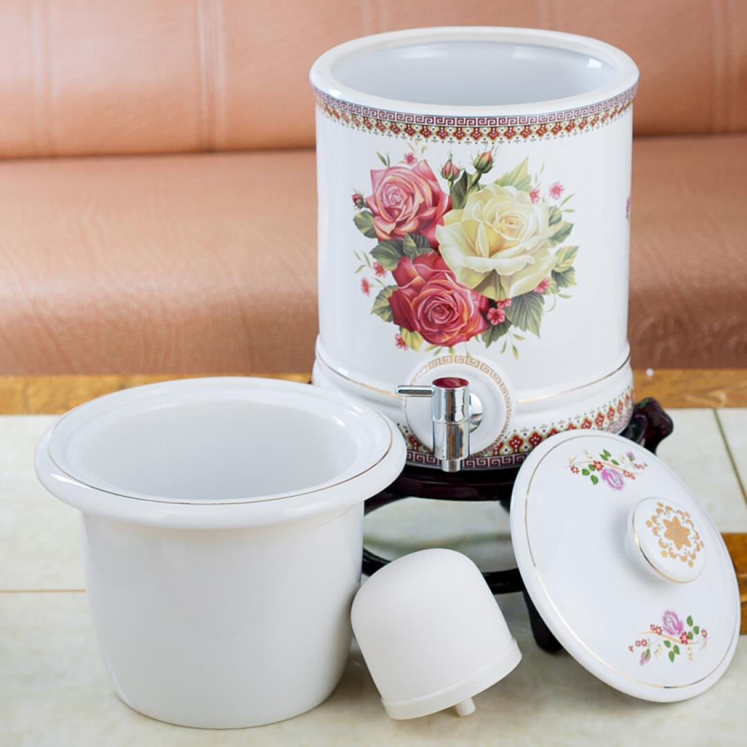 cześć metrów wody, ceramiczne, filtr do wody użytkowej netto gospodarstwa domowego, filtry ceramiczne prosto - filtr ceramiczny dzban