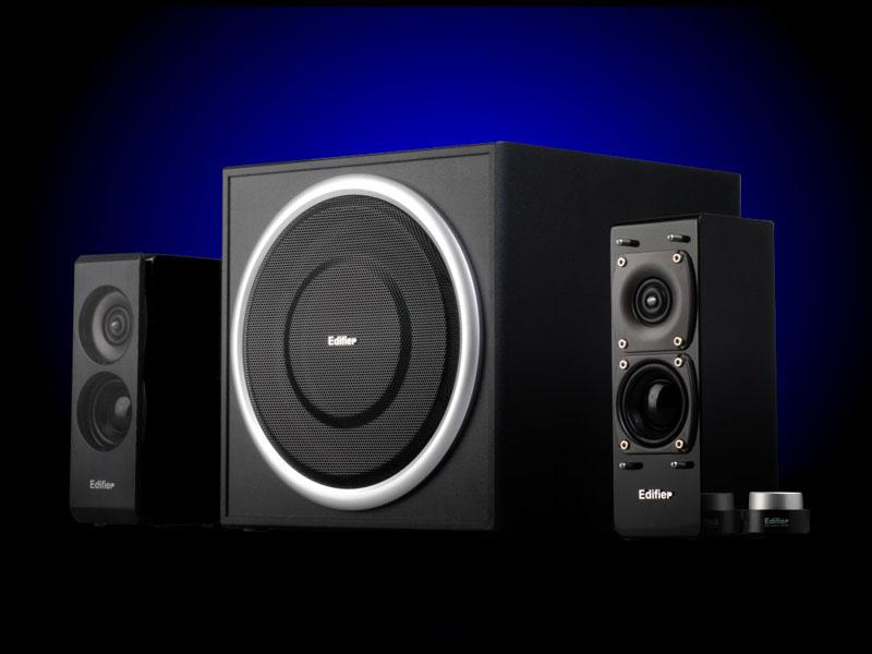 Edifier/ S2.1M desktop computer Edifier Edifier speakers speaker audio subwoofer