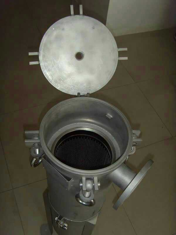 Stainless steel bag filter, liquid filter, 304 stainless steel filter, 316L stainless steel filter