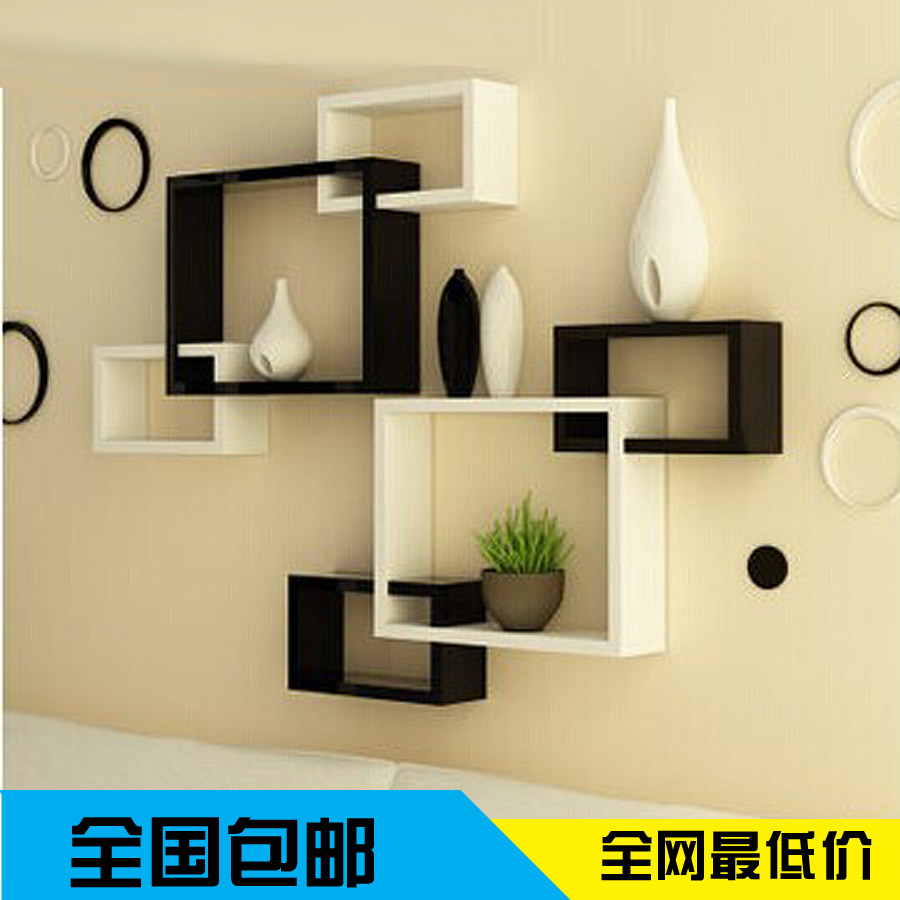 Etagere murale ikea images for Decoration murale art deco