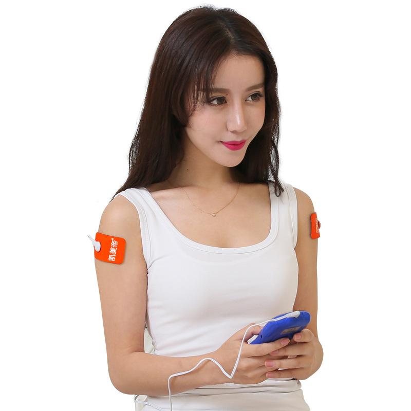 Die post - Digital - Meridian akupunktur - therapie Kleine mini - multifunktions - Taille halswirbel Rücken zu hause