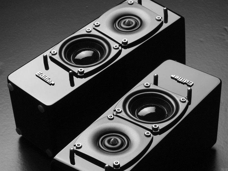 Edifier/ cruiser s2.1m cruiser vorbitori de birou audio subwoofer.