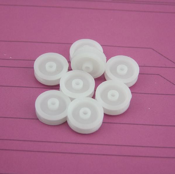diy liitmikud plastist varustus, mille läbimõõt on kellad, ava, rihmarattad, kui 0,35 eurot ühe 2 mm