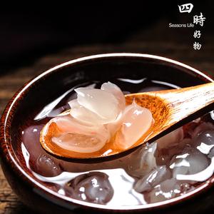 四時好物丨皂角米100克雪莲子优质野生中等罐装 桃胶炖煮冰糖搭配