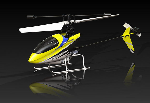 Nine Eagle 260A / 320A một rôto bốn kênh ổn định và thả máy bay kiểm soát từ xa mô hình quốc tế công nhận bằng sáng chế quốc gia