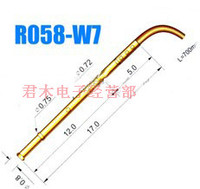 Manufacturers directly sell P048 series R058-2W7 belt pin sleeve, 8 color test pin sleeve probe sleeve test pin
