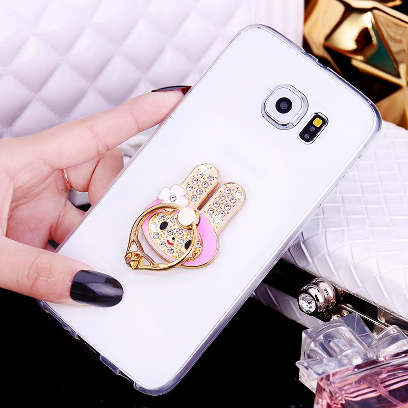 Note7 teléfono móvil Samsung de Corea del Sur n9300 protector transparente de silicona suave contra la caída del Señor de los anillos: botón de la marea