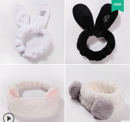 Fashion hair headdress with South Korea South Korea movement: male sweat running head scarf knitted elastic headband
