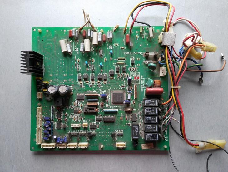 Daikin - klimaanlage Aufsichtsrat der PC - version 2PB31920-1 getestet wurden, Daikin klimaanlagen - zubehör