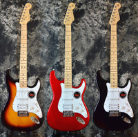 Electric guitar, multifunctional electronic guitar, guitar playing, beginner's instrument, children's teaching toys, mail package