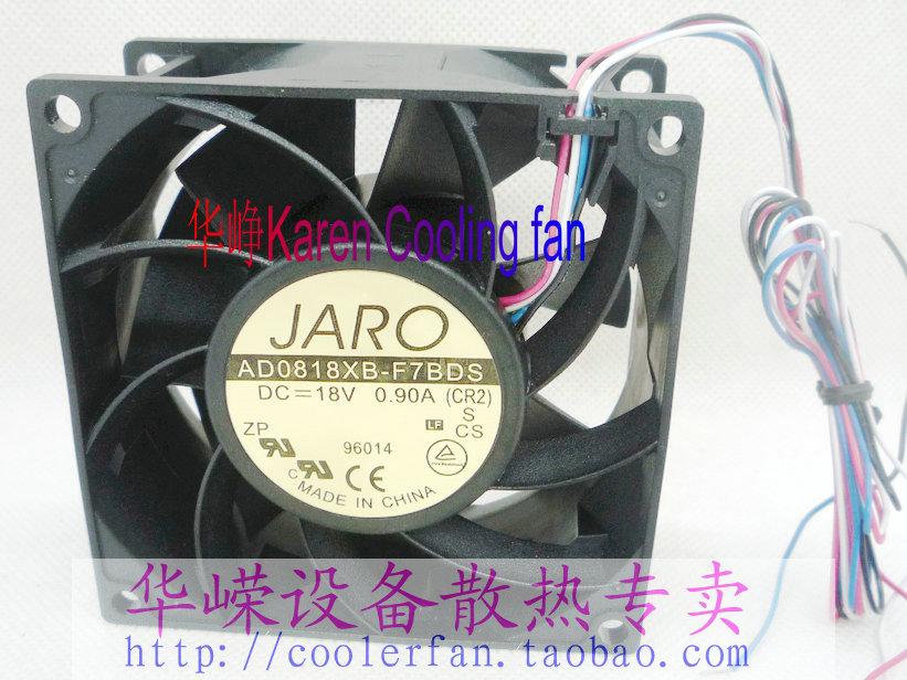 Новые оригинальные Аутентичные ADDA803818V0.9AAD0818XB-F7BDS8cm вентилятор охлаждения