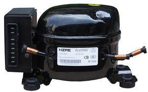 r404a التبريد 1 / 2 حصان ضاغط التبريد درجة حرارة عالية في هانغتشو في ZLE6210GK