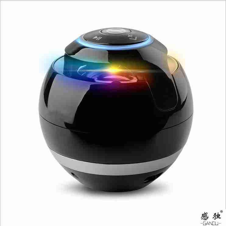 двойной громкоговоритель bluetooth сферических беспроводной сабвуфер большой громкости аудио портативный мини - открытый открытый тень