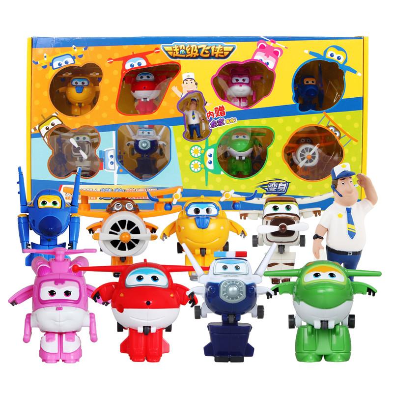 супер - пэн игрушки только третий сезон 12 расположены труба костюм полный набор 8 мини - версия может быть деформации