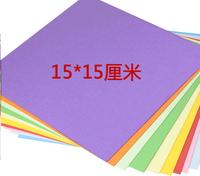 - en ros 15*15cm origami paper material barn älskar rosor crane